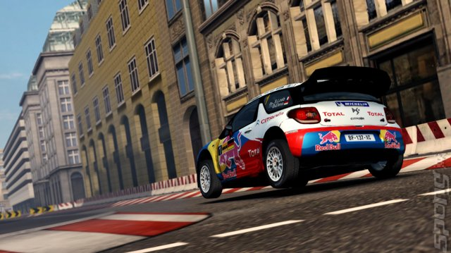 WRC 2: FIA World Rally Championship - Xbox 360 Screen