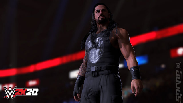 WWE 2K20 - PS4 Screen