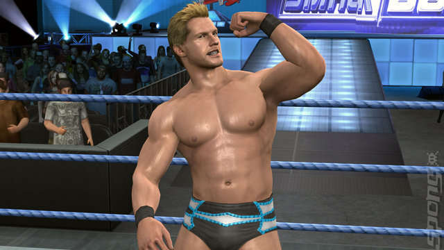 WWE SmackDown vs RAW 2010 - PS3 Screen