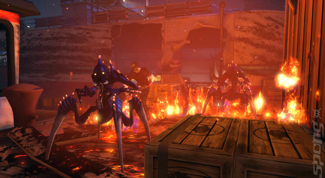 XCOM: Enemy Within: Commander Edition - PC Screen