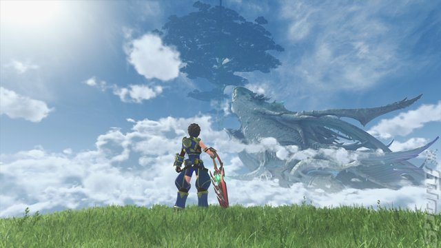 Xenoblade Chronicles 2 - Switch Screen