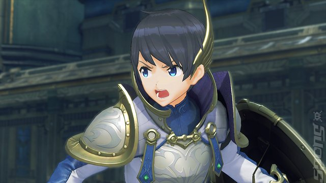 Xenoblade Chronicles 2: Torna - The Golden Country - Switch Screen