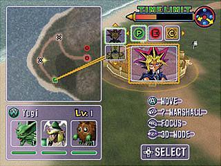 yugioh gamecube game