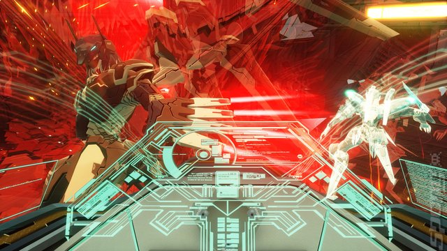 ZONE OF THE ENDERS: The 2nd RUNNER: MARS - PS4 Screen