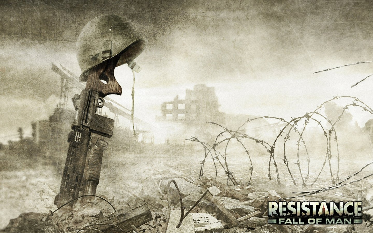 Wallpapers: Resistance: Fall of Man - PS3 (3 of 10)