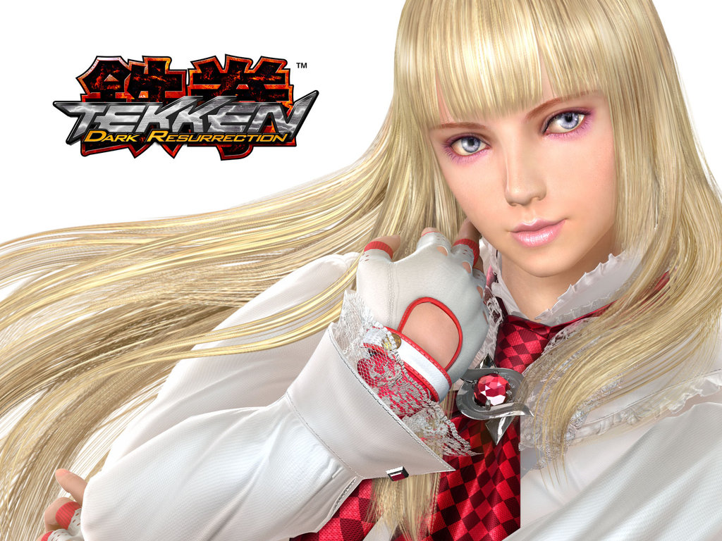 Tekken: Dark Resurrection - PS3 Wallpaper